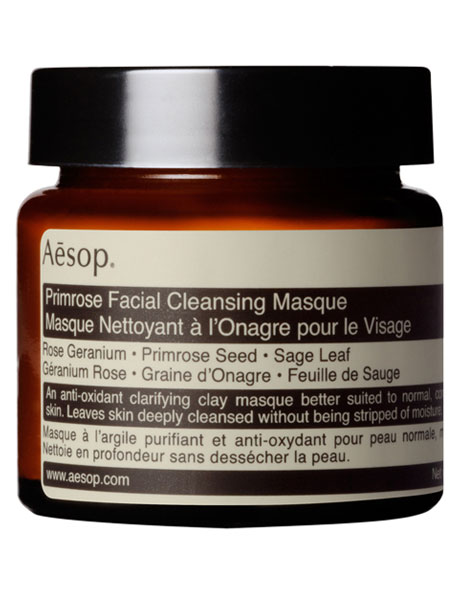 Primrose Facial Cleansing Masque image 1