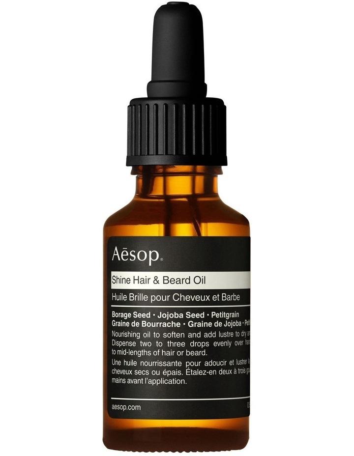 Shine Hair & Beard Oil image 1