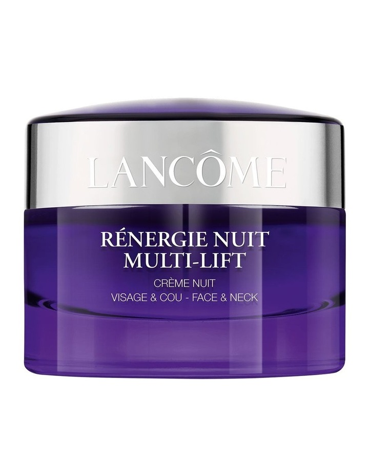 Lancôme Rénergie Multi-Lift Night Cream 50ml image 1
