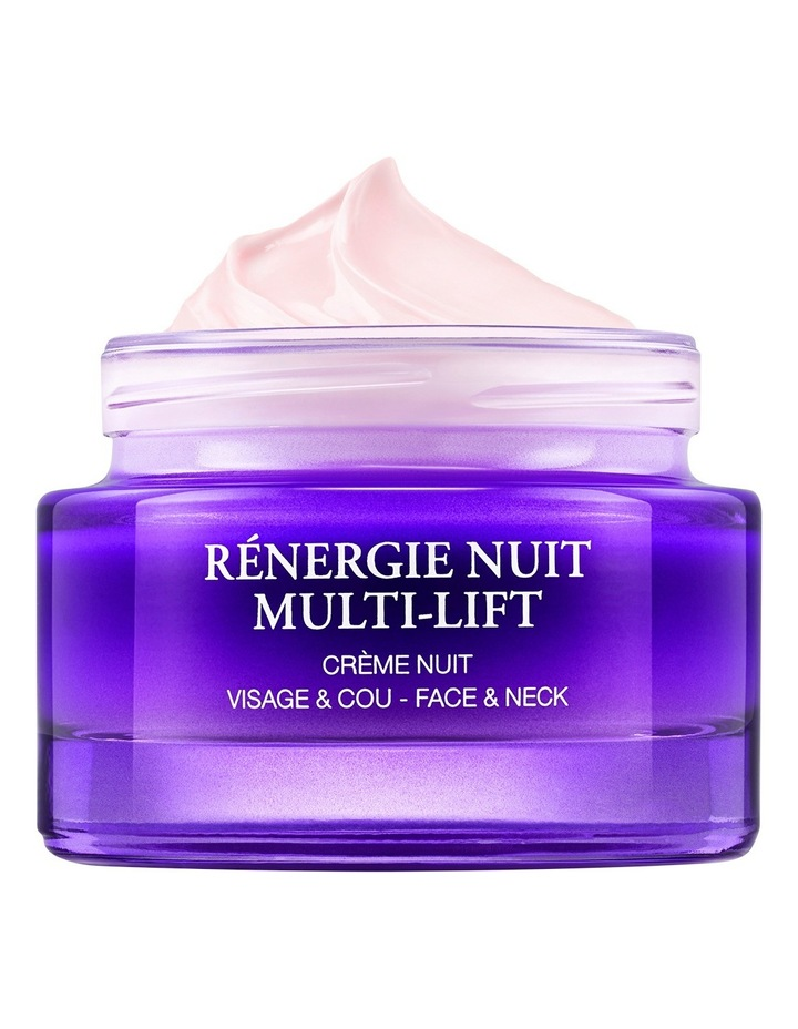 Lancôme Rénergie Multi-Lift Night Cream 50ml image 3
