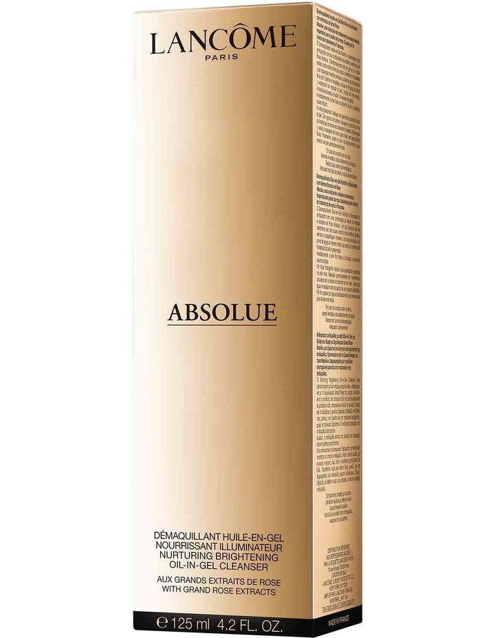 Absolue Cleansing Oil-in-Gel image 4
