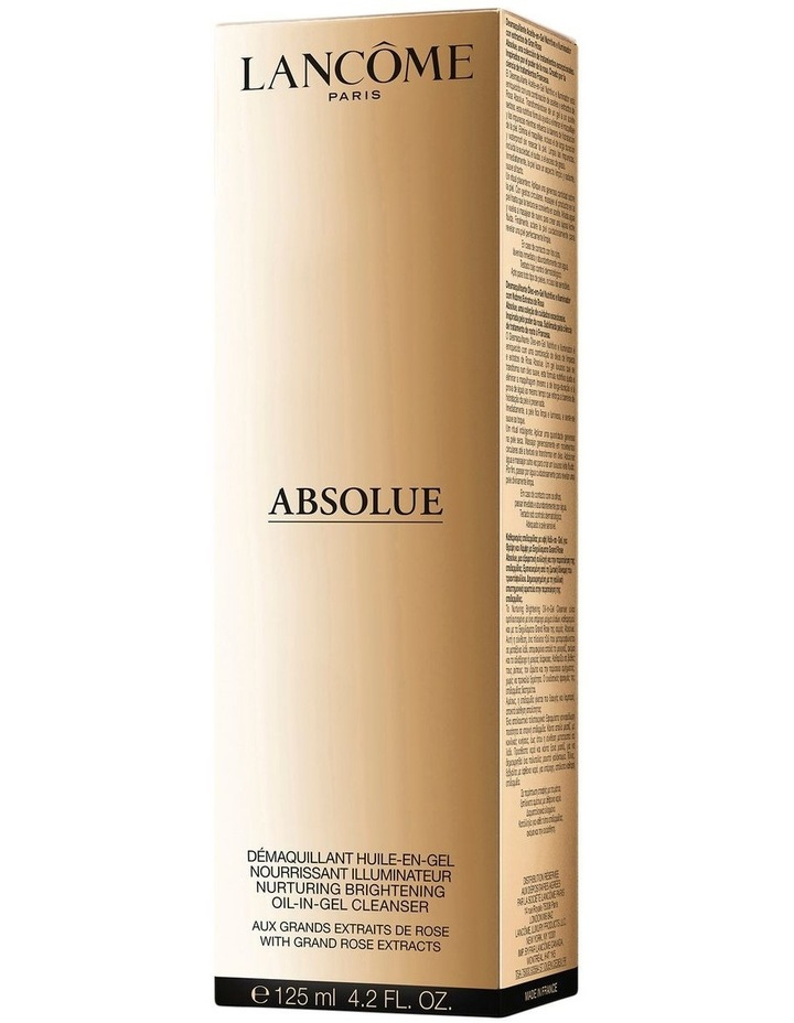 Absolue Cleansing Oil-in-Gel image 3