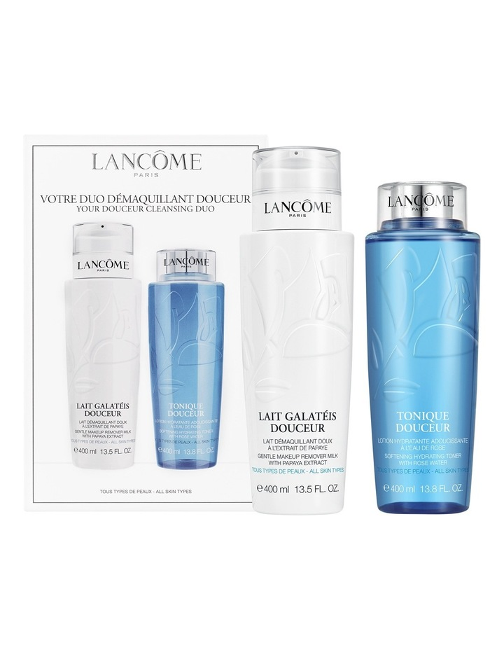 Douceur Cleansing Duo image 1