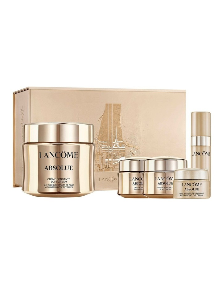 Absolue Soft Cream Holiday Set image 1