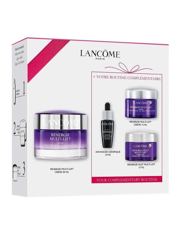 Renergie Multi-Lift Creme 50ml Skincare Set image 4