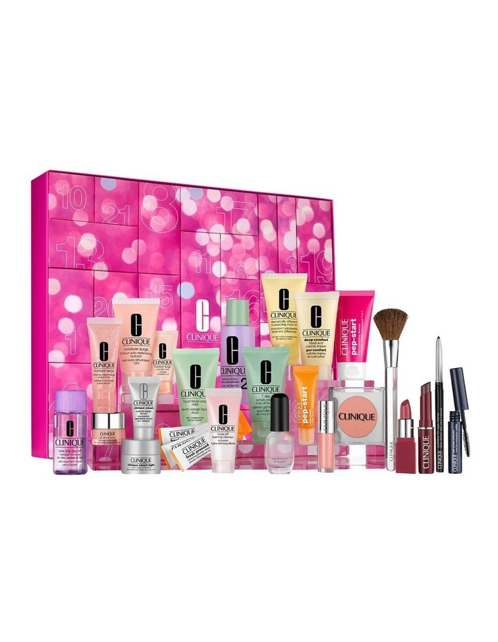 24 Days Of Clinique (valued at $357) image 1