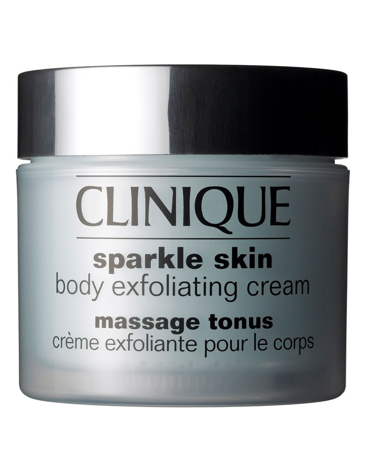 Sparkle Skin Body Exfoliating Cream image 1