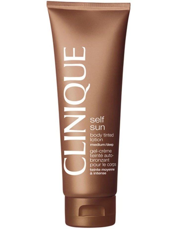 Body Tinted Lotion 125ml image 1
