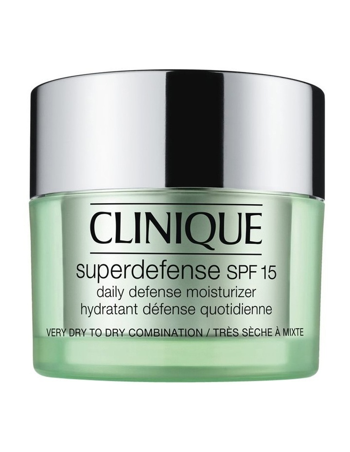 Superdefense SPF15 Daily Defense Moisturizer image 1