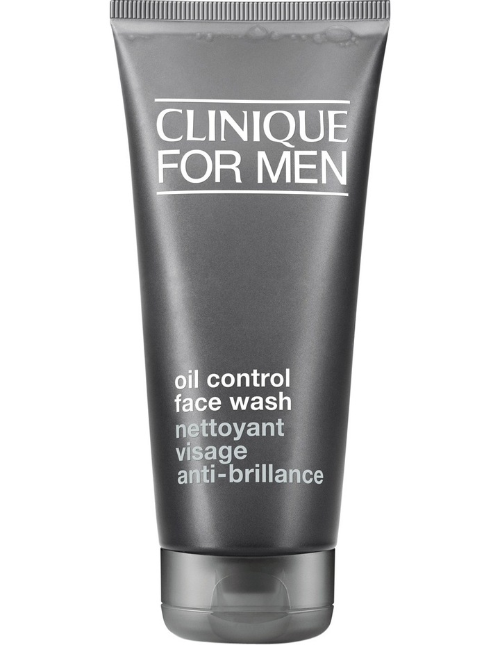 Skin Supplies For Men Oil Control Face Wash image 1