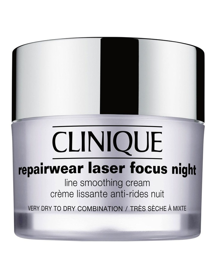 Repairwear Laser Focus Night Line Smoothing Cream - Very Dry/Dry Combination image 2