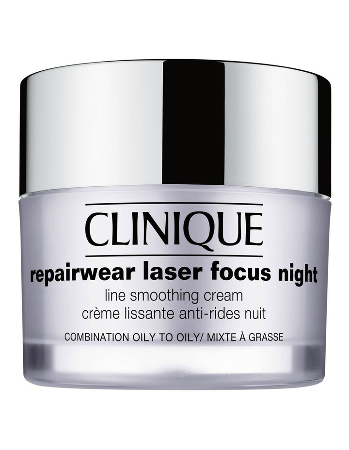 Repairwear Laser Focus Night Line Smoothing Cream - Combination Oily/Oily image 2
