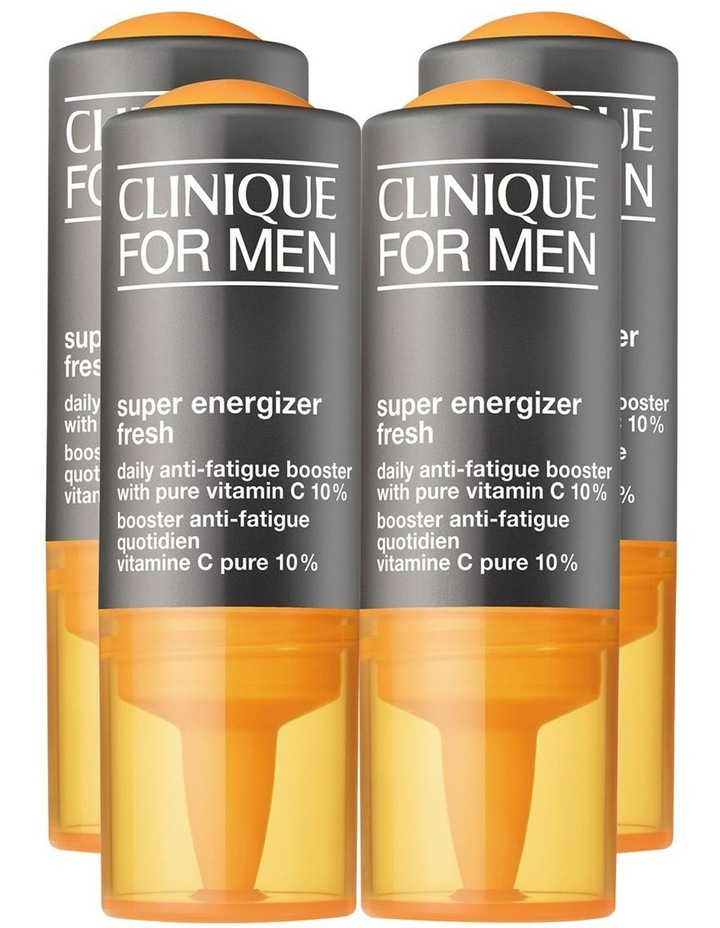CFM Super Energizer Fresh Daily Anti-Fatigue Booster With Pure Vitamin C 10% - Single Vial image 3
