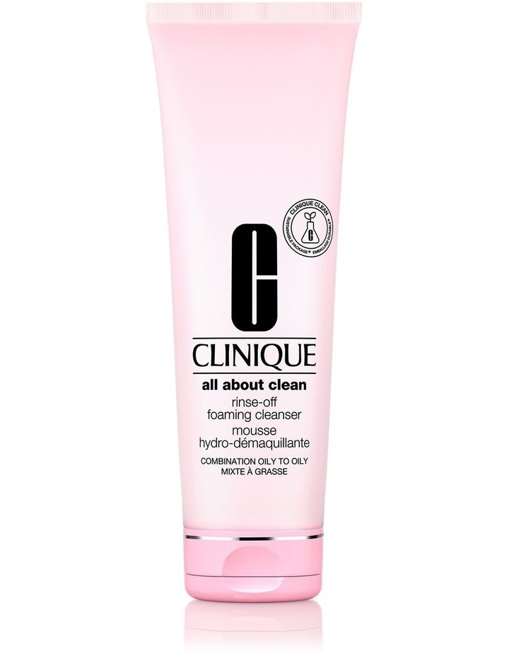 All About Clean Rinse-Off Foaming Cleanser Jumbo 250ml image 1