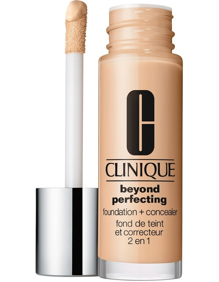 Beyond Perfecting Foundation and Concealer image 1
