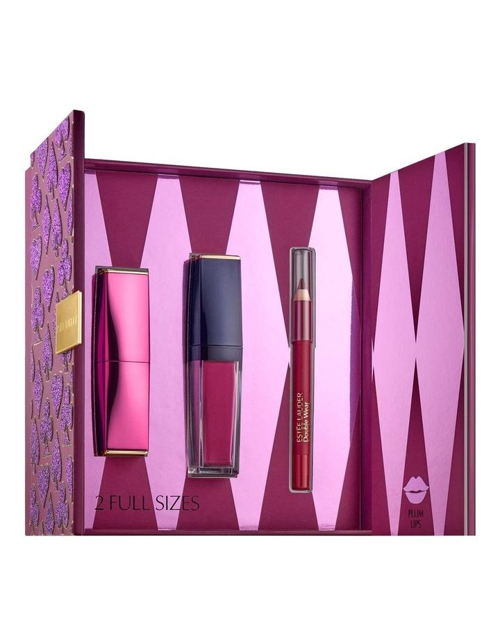 Casino Royale Plum Lips Gift Set image 2