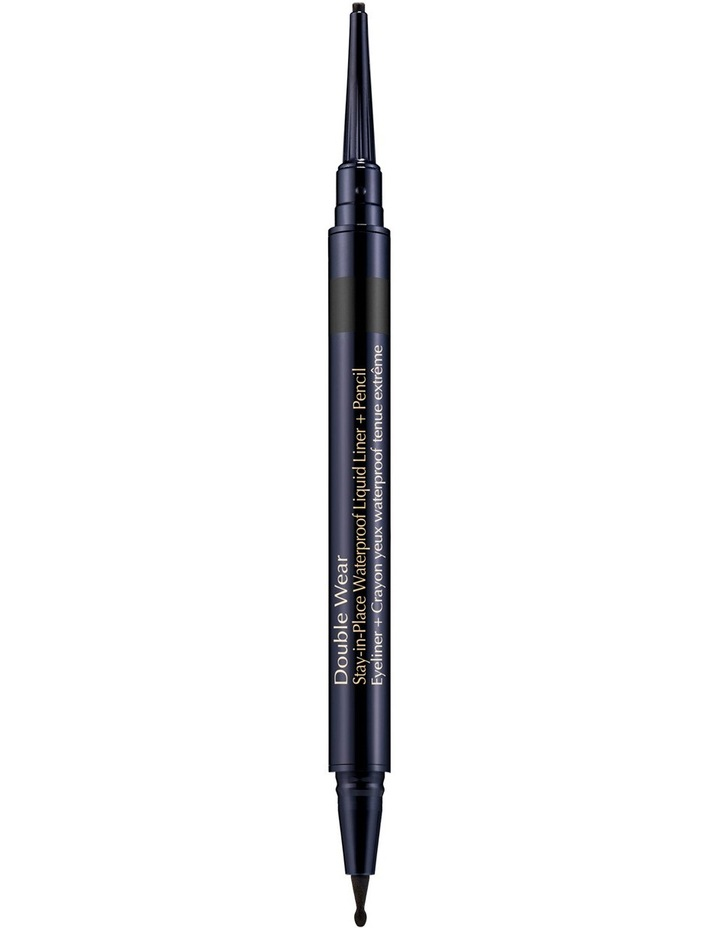 Double Wear Stay In Place Waterproof Liquid Liner And Pencil image 1
