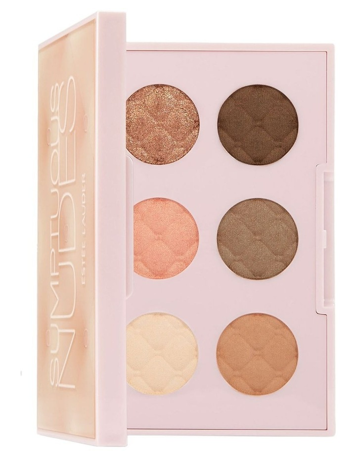 Sumptuous Nudes Silky-Smooth Eyeshadow Palette image 1