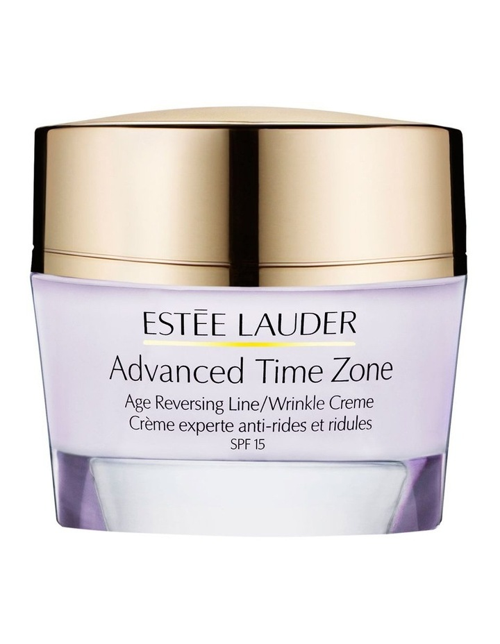 Advanced Time Zone Age Reversing Line/Wrinkle Creme for Normal/Combination Skin SPF15 image 2