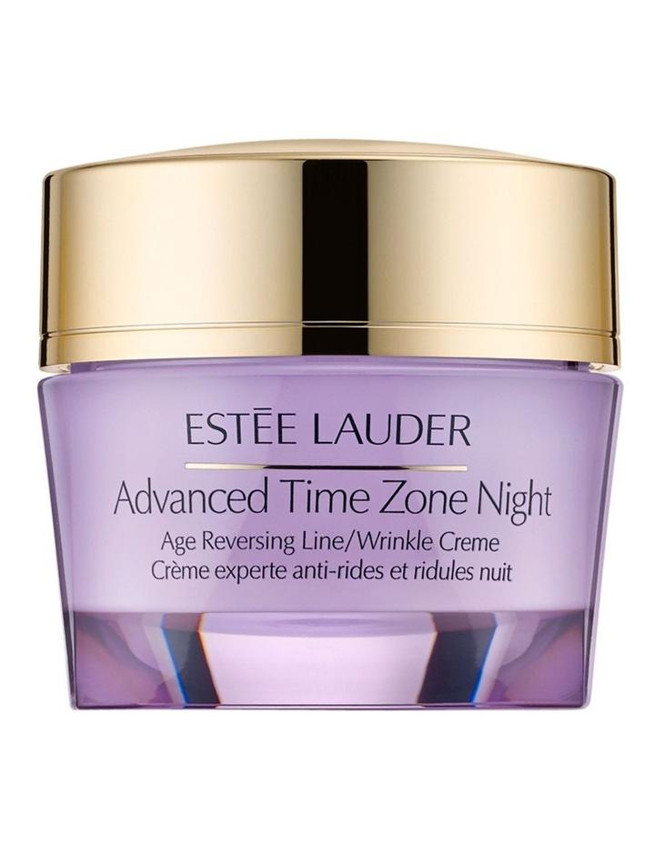 Advanced Time Zone Night Age Reversing Line/Wrinkle Creme image 1