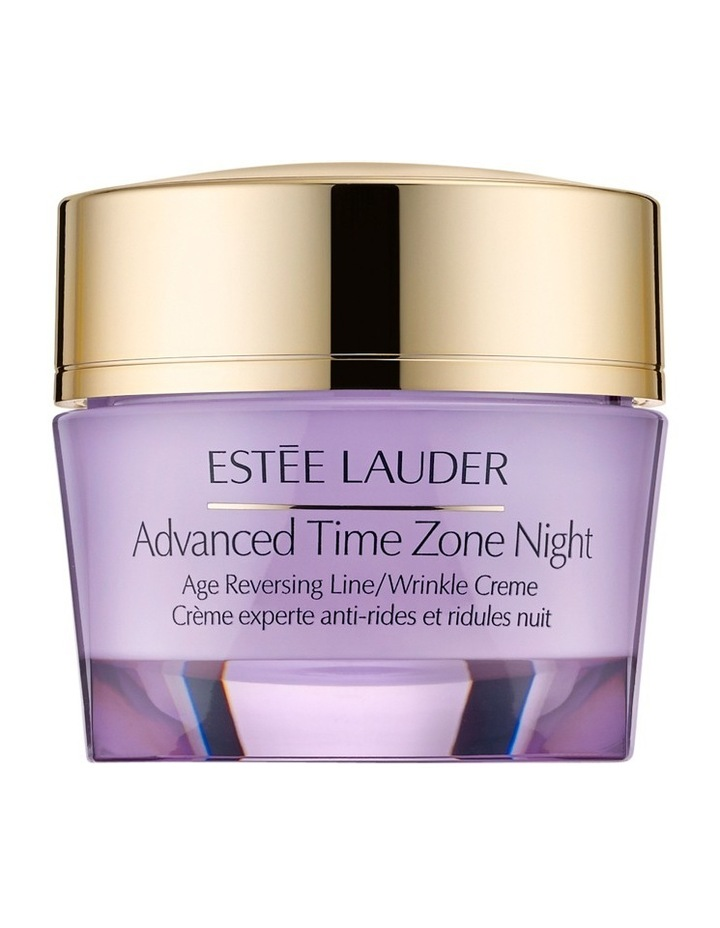 Advanced Time Zone Night Age Reversing Line/Wrinkle Creme image 2