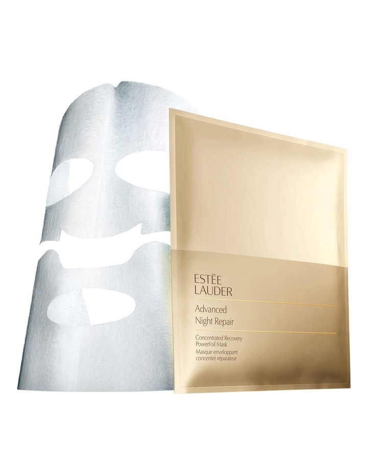 Advanced Night Repair Concentrated Recovery Powerfoil Mask image 2
