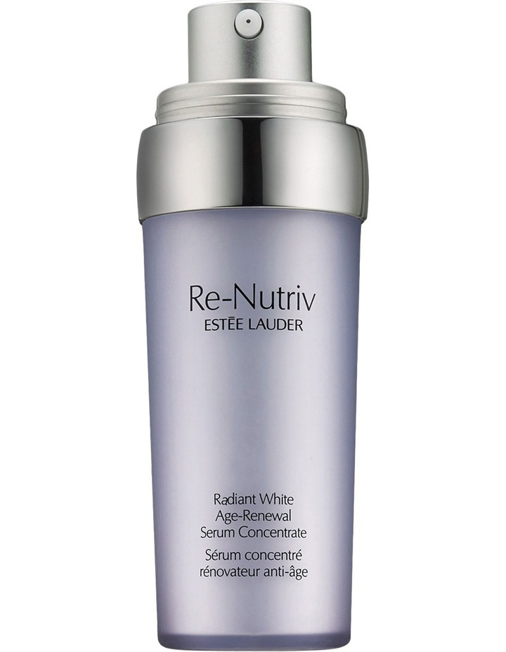 Radiant White Age-Renewal Serum Concentrate image 1