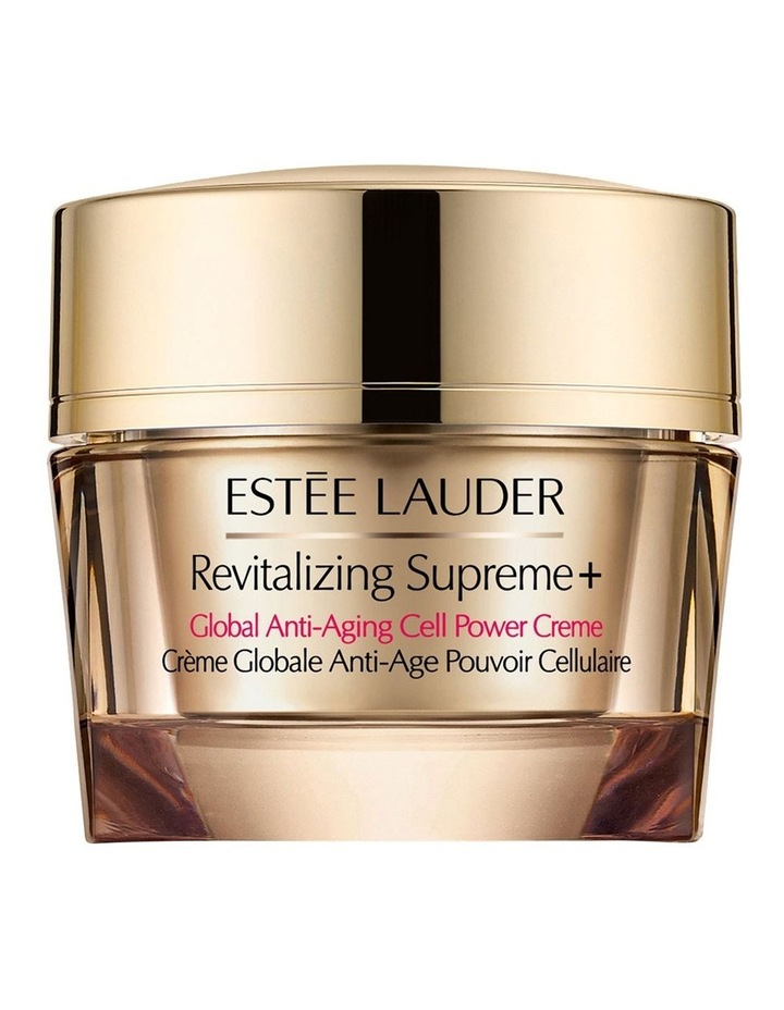 Revitalizing Supreme + Global Anti-Aging Cell Power Creme image 1