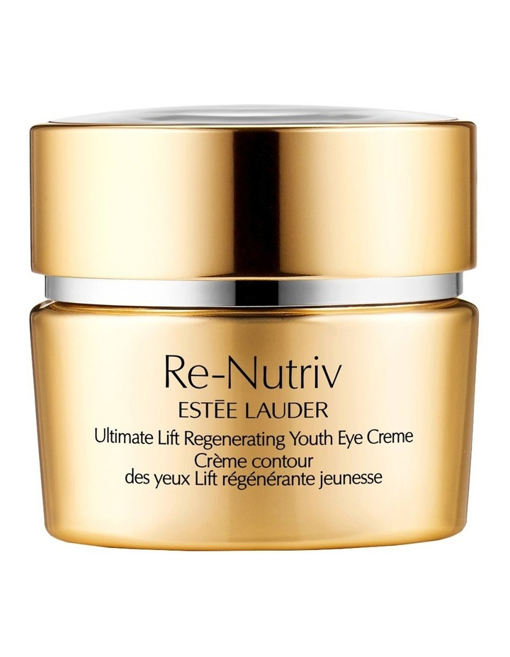 Ultimate Lift Regenerating Youth Eye Creme image 1