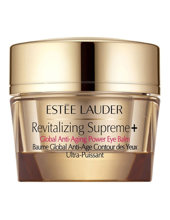 Revitalizing Supreme  Global Anti-Aging Cell Power Eye Balm 15ml image 1