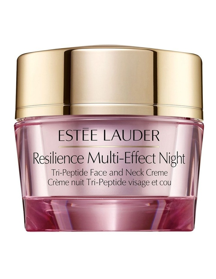 Resilience Multi-Effect Night Tri-Peptide Face and Neck Creme 50ml image 1