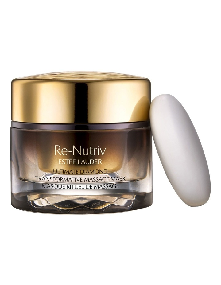 Re-Nutriv Ultimate Diamond Transformative Ritual Massage Mask and Thermal Stone image 1