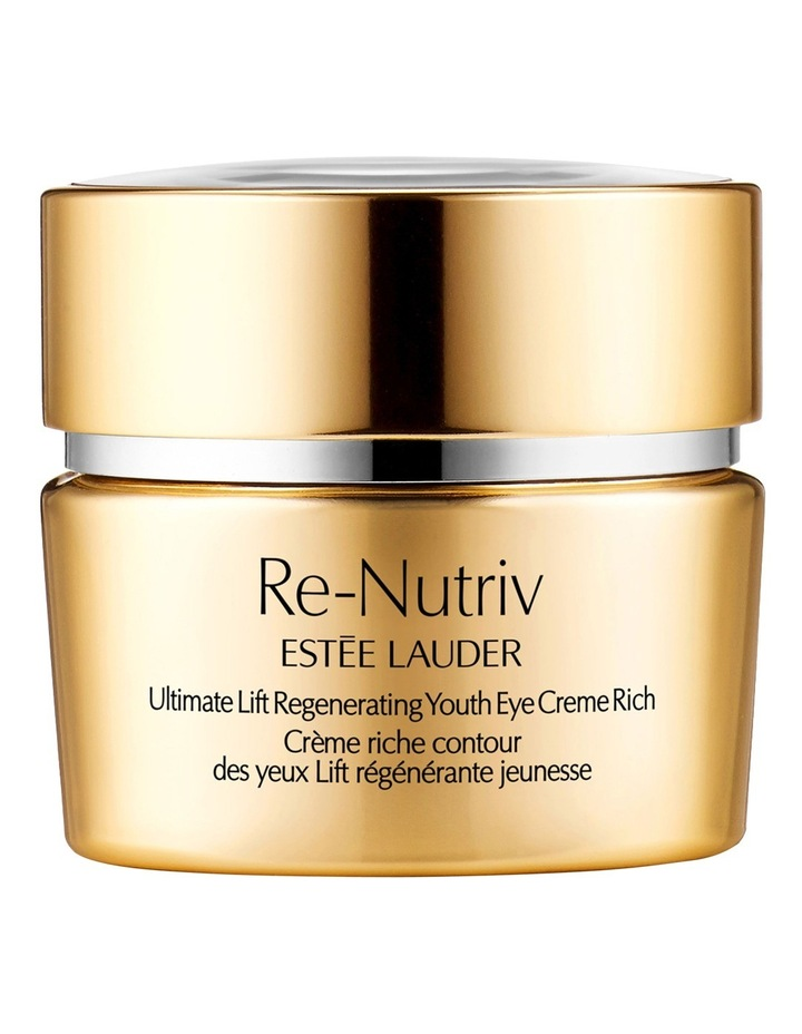 Re-Nutriv Regenerating Youth Eye Rich Cream 15ml image 1