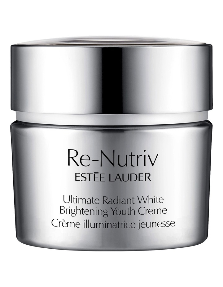 Re-Nutriv Ultimate Radiant White Brightening Youth Crme image 1
