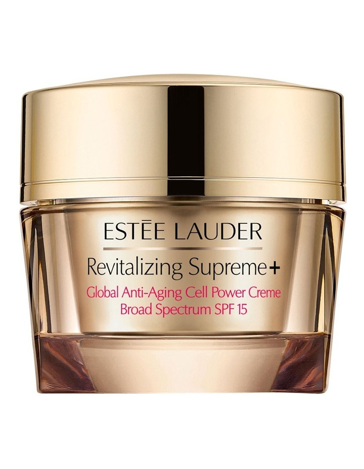 Revitalizing Supreme+ Global Anti-Aging Cell Power Creme SPF 15 image 1