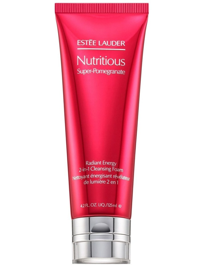 Nutritious Super-Pomegranate Radiant Energy 2-in-1 Cleansing Foam image 1