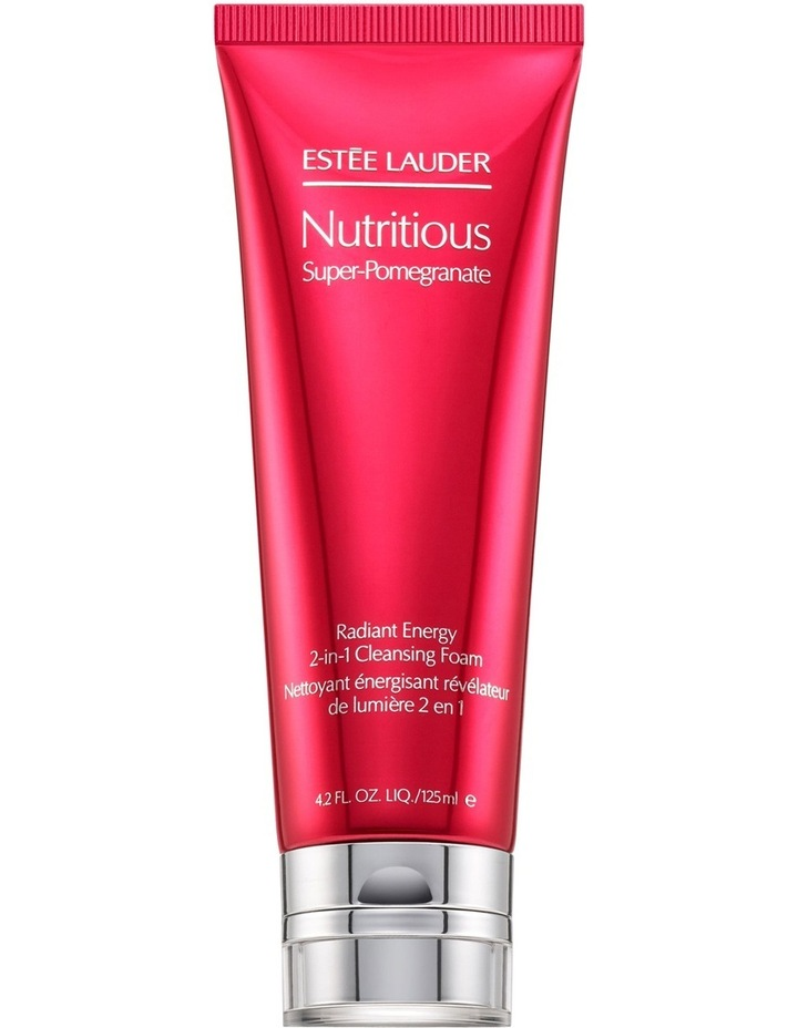 Nutritious Super-Pomegranate Radiant Energy 2-in-1 Cleansing Foam image 2