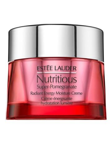 Estée LauderNutritious Super-Pomegranate Radiant Energy Moisture Créme. Estée Lauder Nutritious Super-Pomegranate Radiant Energy Moisture Créme