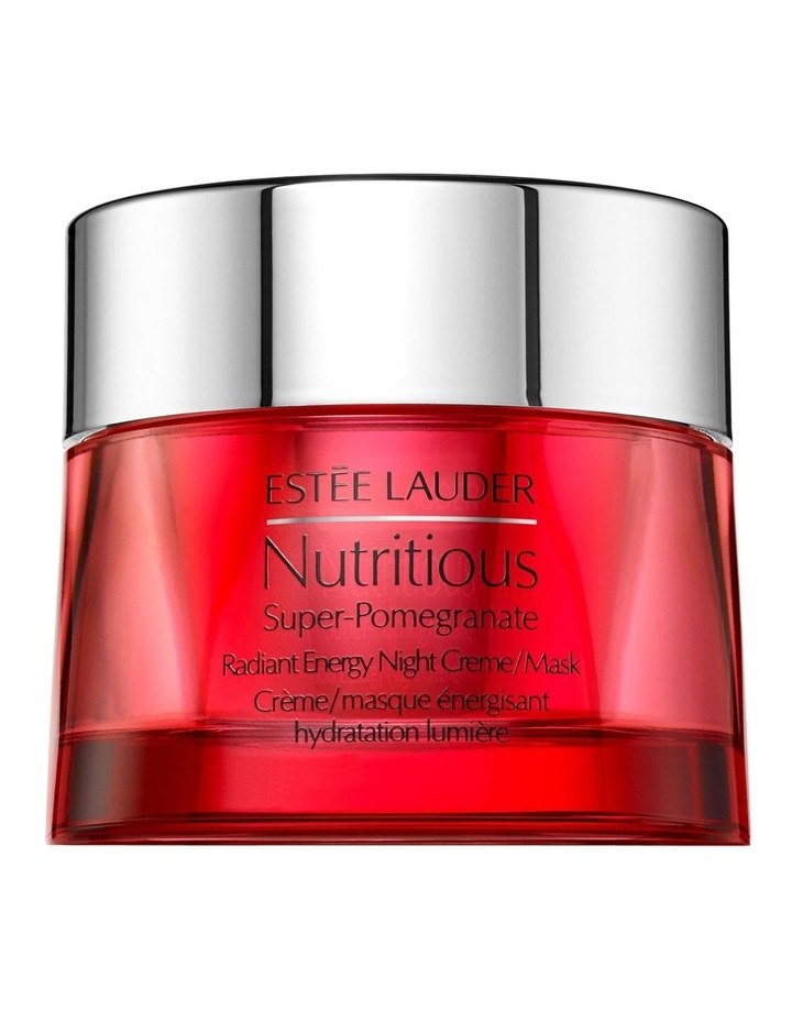 Nutritious Super-Pomegranate Radiant Energy Night Creme/Mask image 1