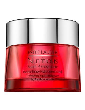 Estée LauderNutritious Super-Pomegranate Radiant Energy Night Creme/Mask. Estée Lauder Nutritious Super-Pomegranate Radiant Energy Night Creme/Mask