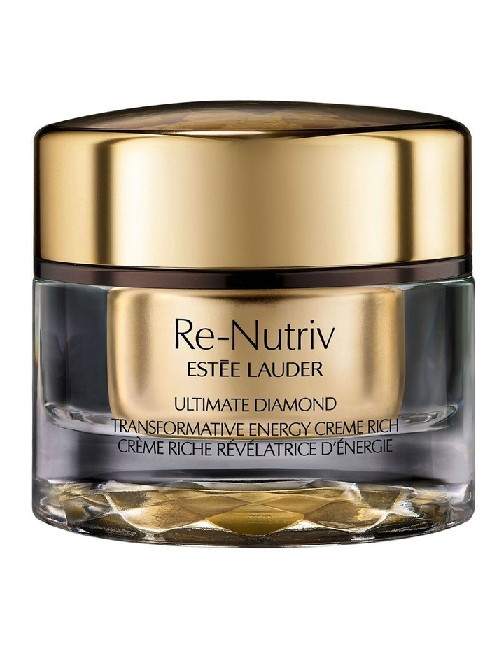 Re-Nutriv Ultimate Diamond Transformative Energy Creme Rich 50ml image 1