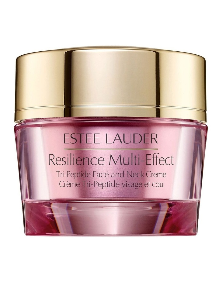 Resilience Multi-Effect Tri-Peptide Face and Neck Creme SPF 15 Normal/Combination 50ml image 1