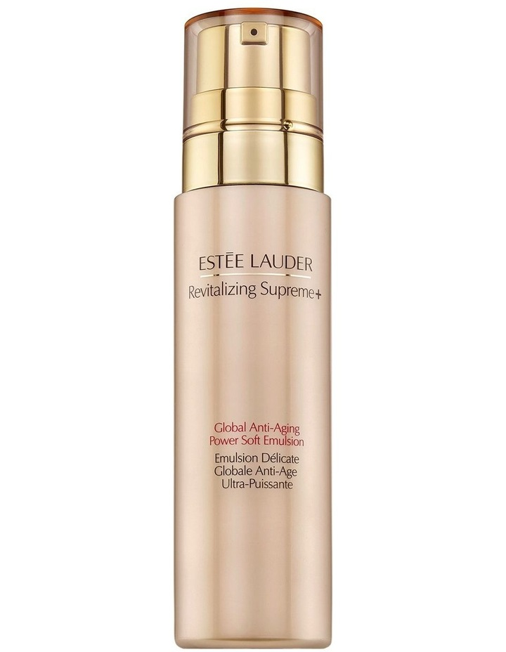 Revitalizing Supreme + Global Anti-Aging Power Soft Emulsion image 1