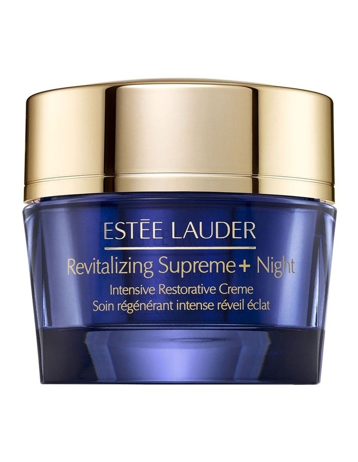 Revitalizing Supreme  Night Intensive Restorative Creme image 1