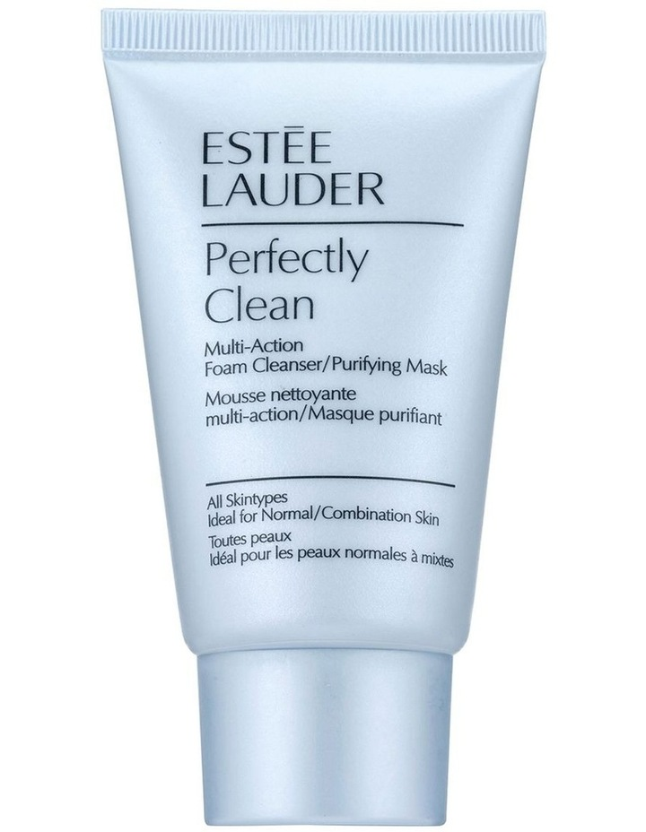 Perfectly Clean Multi-Action Foam Cleanser/Purifying Mask image 1