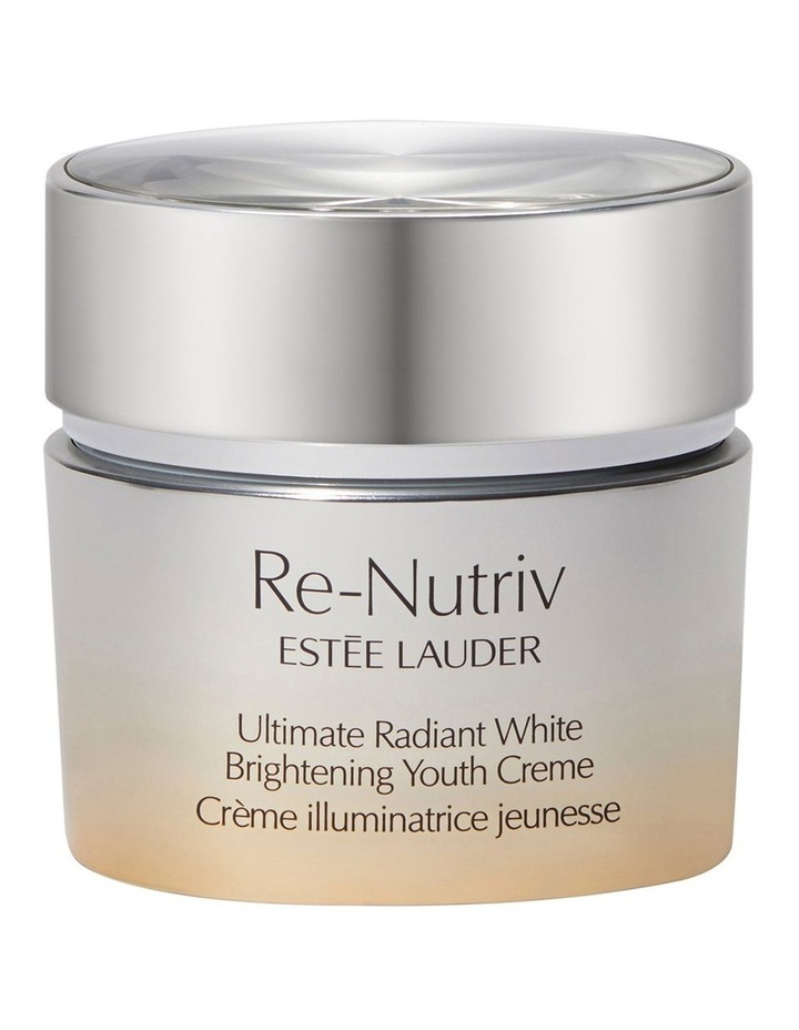 Re-Nutriv Ultimate Radiant White Brightening Youth Crème 50ml image 1