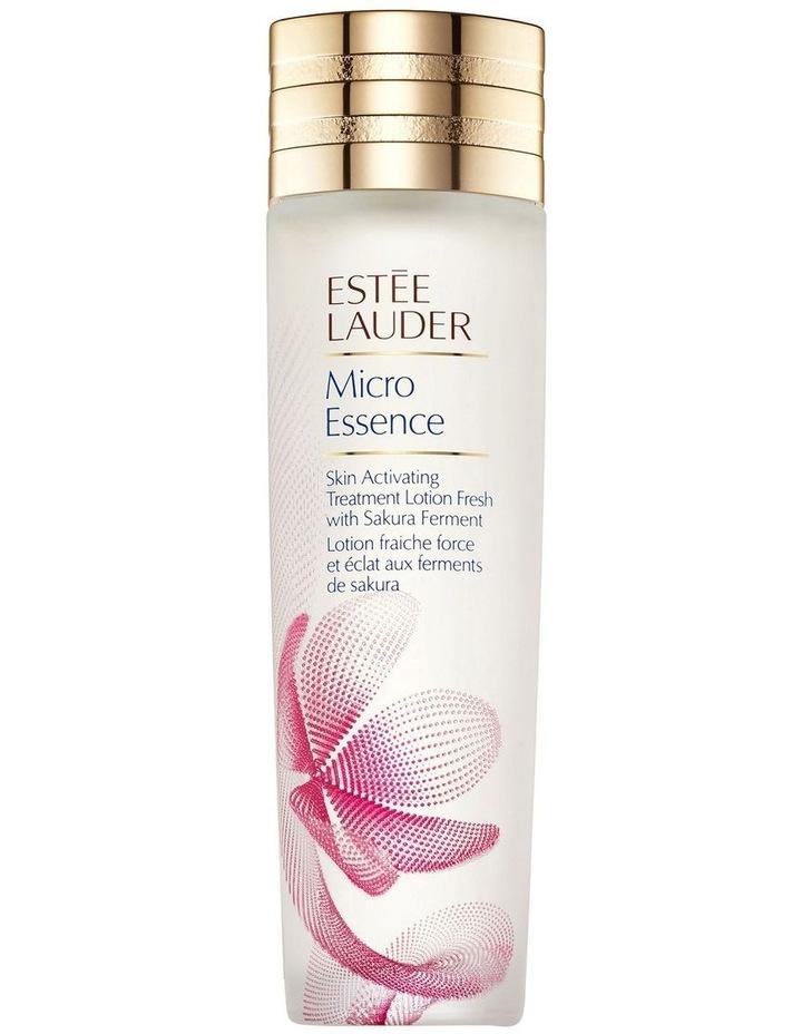 Micro Essence Skin Activating Treatment Lotion Fresh with Sakura Ferment image 1