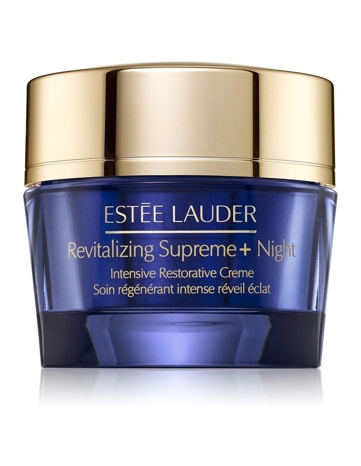 Revitalizing Supreme + Night Intensive Restorative Creme 30ml image 1
