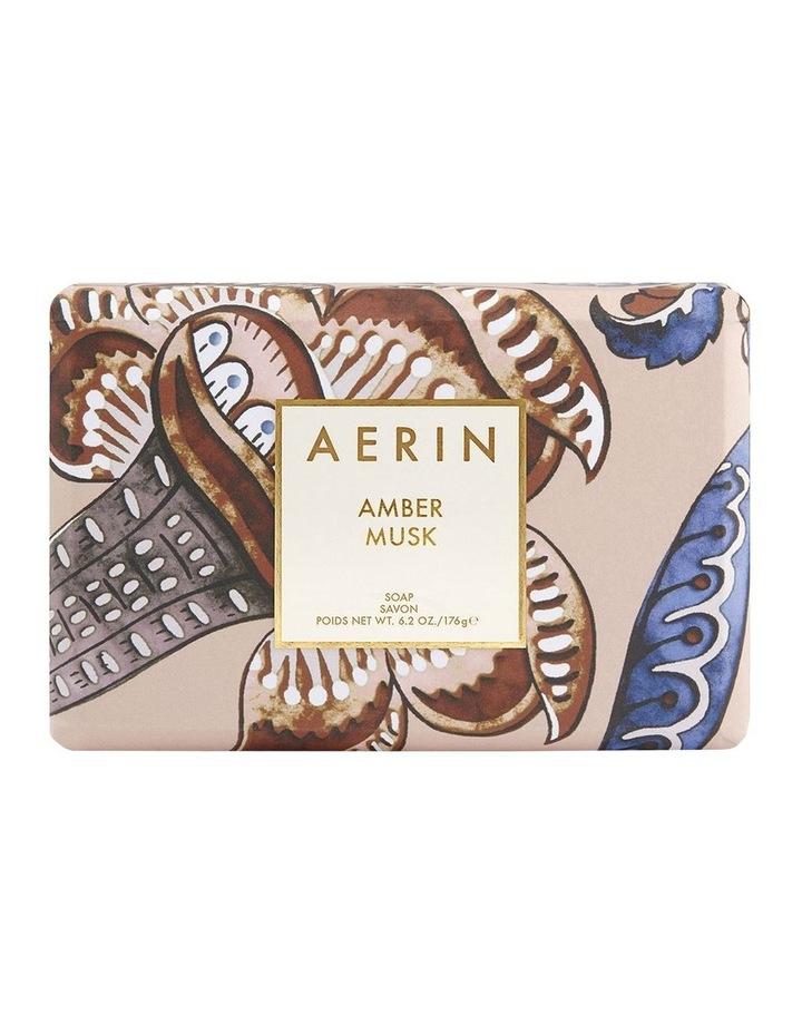 Amber Musk Soap 175g image 1