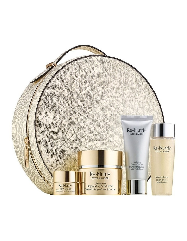 The Secret Of Infinite Beauty Ultimate Lift Regenerating Youth Collection For Face Gift Set image 1